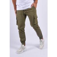 "Y Cargo pants ""rocky""  Green"