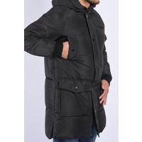 """Y Puffer jacket long """"bentley"""" Black"""