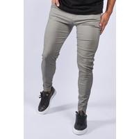 Y Stretch Pantalon Green / Grey