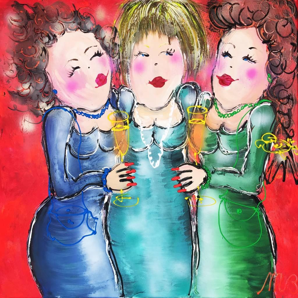 FEELGOOD schilderijen & producten Poster 'Annie....'