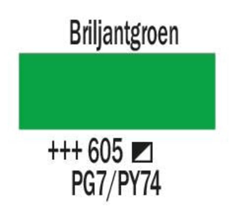 Amsterdam acrylverf 120ml standard 605 Briljantgroen