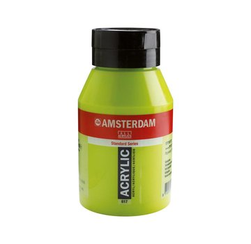 Amsterdam Amsterdam acrylverf 1 liter standard 617 Geelgroen
