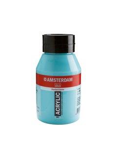Amsterdam Amsterdam acrylverf 1 liter standard 661 Turkooisgroen