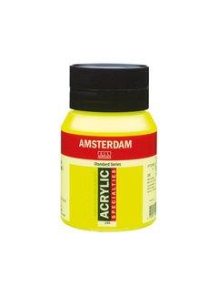 Amsterdam Amsterdam acrylverf 500ml standard 256 reflexgeel