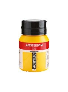 Amsterdam Amsterdam acrylverf 500ml standard 270 Azogeel donker