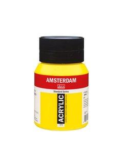 Amsterdam Amsterdam acrylverf 500ml standard 272 Transparantgeel middel