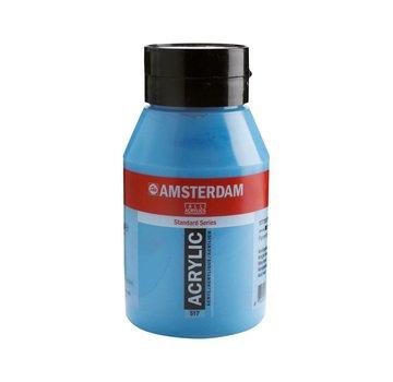 Amsterdam Amsterdam acrylverf 1 liter standard 517 Koningsblauw