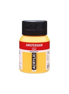Amsterdam Amsterdam acrylverf 500ml standard 253 Goudgeel