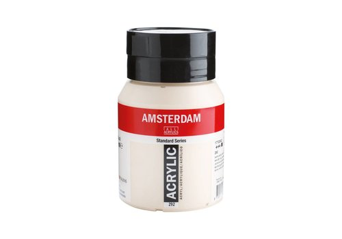 Amsterdam Amsterdam acrylverf 500ml standard 292 Napelsgeel rood licht