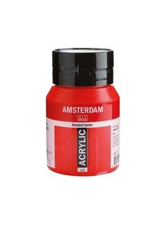 Amsterdam Amsterdam acrylverf 500ml standard 315 Pyrrolerood
