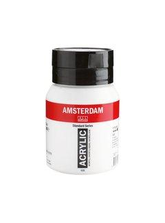 Amsterdam Amsterdam acrylverf 500ml standard 105 Titaanwit