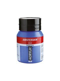 Amsterdam Amsterdam acrylverf 500ml standard 512 Kobaltblauw ultramarijn