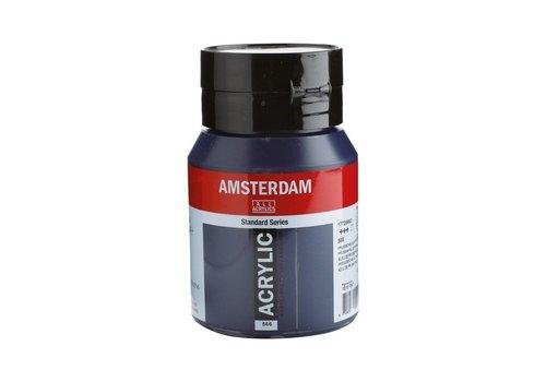 Amsterdam Amsterdam acrylverf 500ml standard 566 Pruisischblauw (phtalo)