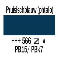 Amsterdam acrylverf 500ml standard 566 Pruisischblauw (phtalo)