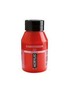 Amsterdam Amsterdam acrylverf 1 liter standard 396 Naftolrood middel
