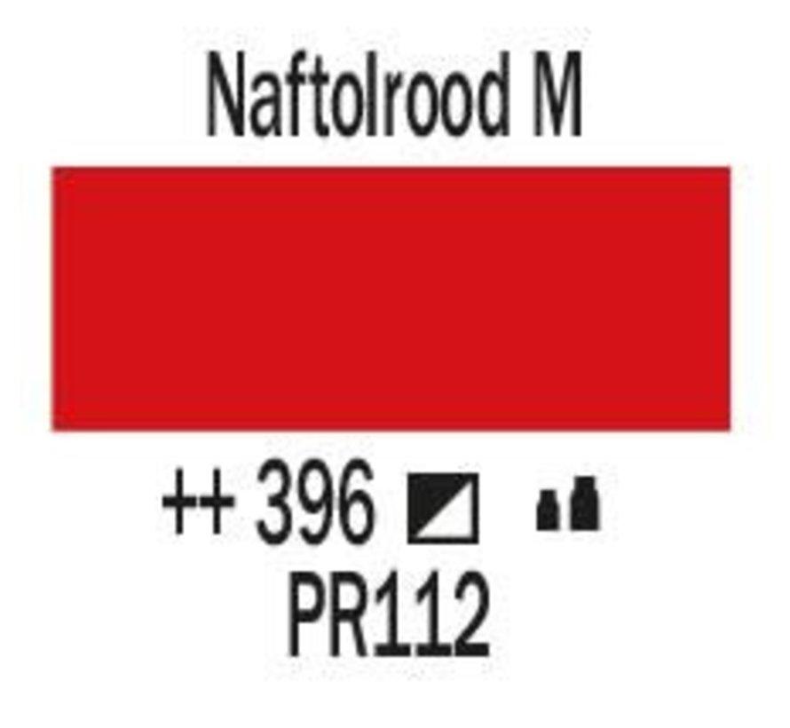 Amsterdam acrylverf 1 liter standard 396 Naftolrood middel