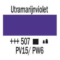 Amsterdam acrylverf 1 liter standard 507 Ultramarijn violet