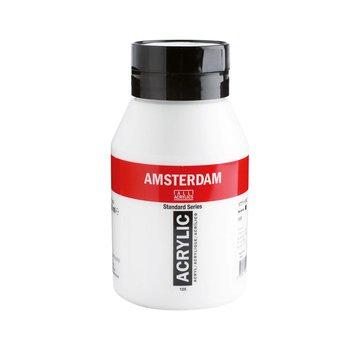 Amsterdam Amsterdam acrylverf 1 liter standard 105 Titaanwit