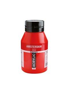Amsterdam Amsterdam acrylverf 1 liter standard 315 Pyrrolerood