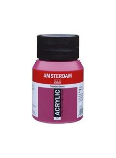 Amsterdam Amsterdam acrylverf 500ml standard 567 Permanentrood violet