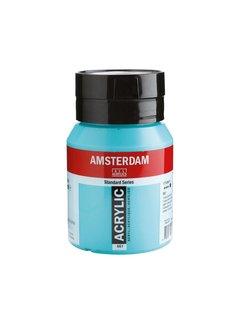 Amsterdam Amsterdam acrylverf 500ml standard 661 Turkooisgroen