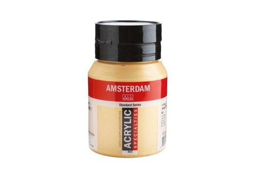 Amsterdam Amsterdam acrylverf 500ml standard 802 lichtgoud