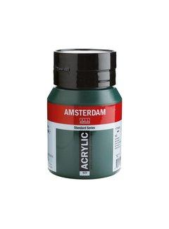Amsterdam Amsterdam acrylverf 500ml standard 623 Sapgroen