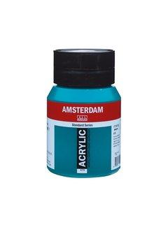 Amsterdam Amsterdam acrylverf 500ml standard 675 Phtalogroen