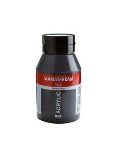 Amsterdam Amsterdam acrylverf 1 liter standard 735 Oxydzwart