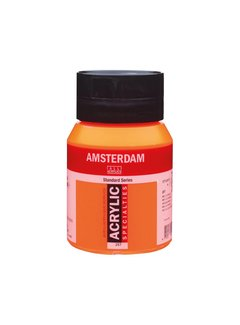 Amsterdam Amsterdam acrylverf 500ml standard 257 reflexoranje