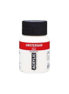 Amsterdam Amsterdam acrylverf 500ml standard 222 Napelsgeel licht