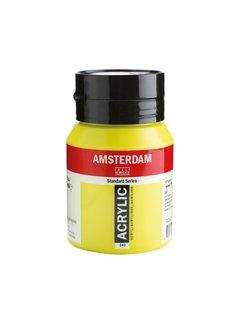 Amsterdam Amsterdam acrylverf 500ml standard 243 Groengeel
