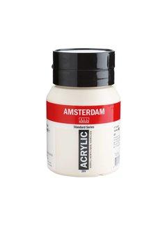 Amsterdam Amsterdam acrylverf 500ml standard 289 Titaanbuff licht