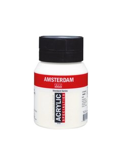 Amsterdam Amsterdam acrylverf 500ml standard 818 Parelgeel