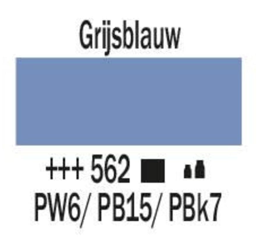 Amsterdam acrylverf 500ml standard 562 Grijsblauw
