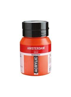 Amsterdam Amsterdam acrylverf 500ml standard 398 Naftolrood licht