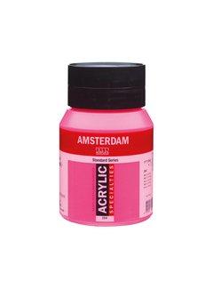Amsterdam Amsterdam acrylverf 500ml standard 384 reflexrose