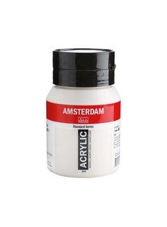 Amsterdam Amsterdam acrylverf 500ml standard 290 Titaanbuff donker