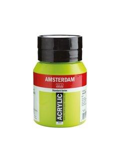 Amsterdam Amsterdam acrylverf 500ml standard 617 Geelgroen
