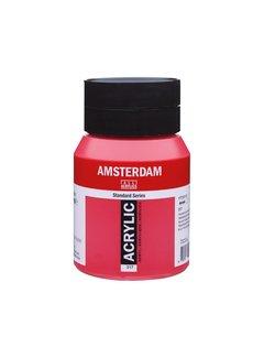 Amsterdam Amsterdam acrylverf 500ml standard 317 Transparantrood middel