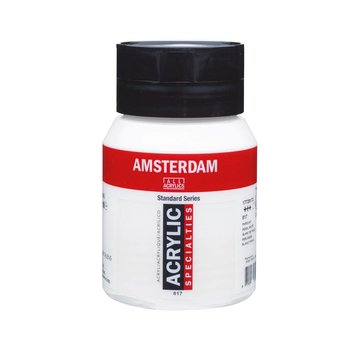 Amsterdam Amsterdam acrylverf 500ml standard 817 Parelwit