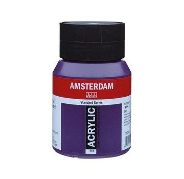 Amsterdam Amsterdam acrylverf 500ml standard 568 Permanentblauwviolet