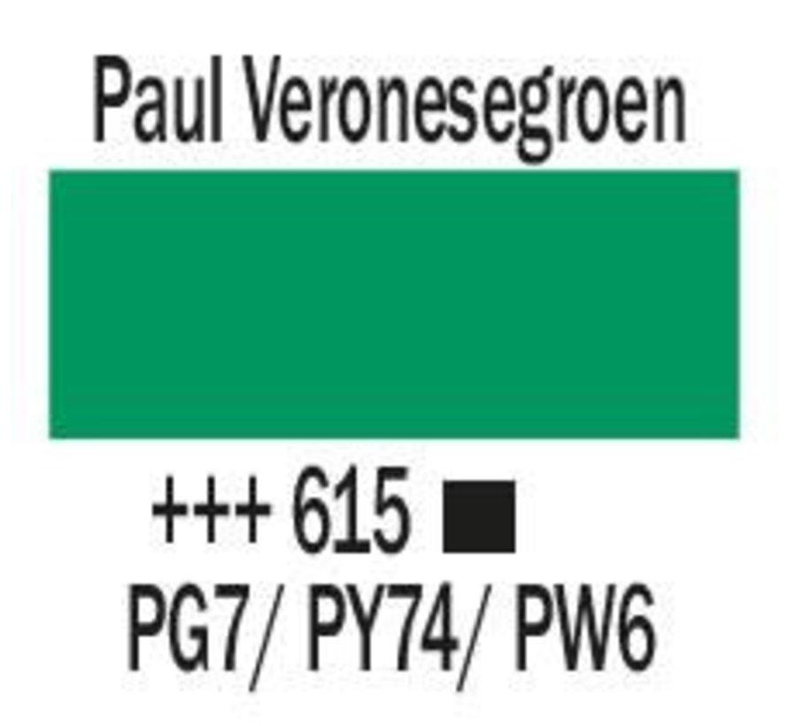 Amsterdam acrylverf 500ml standard 615 Paul Veronesegroen