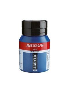 Amsterdam Amsterdam acrylverf 500ml standard 557 Groenblauw