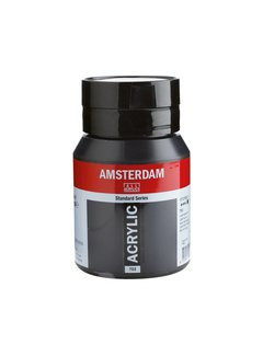 Amsterdam Amsterdam acrylverf 500ml standard 702 Lampenzwart