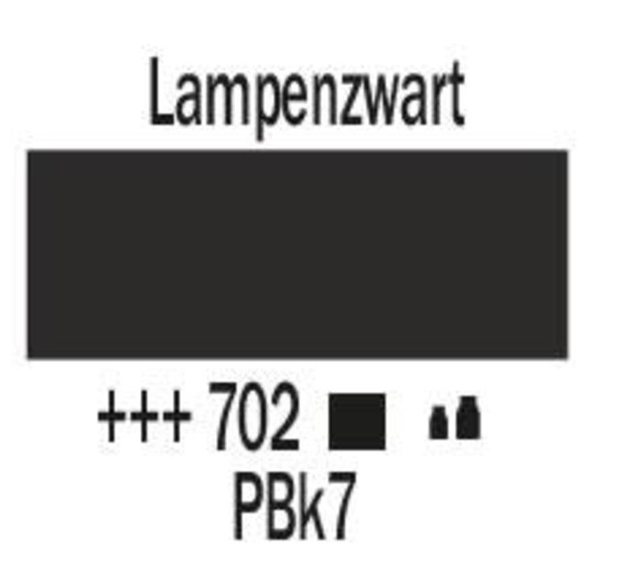 Amsterdam acrylverf 500ml standard 702 Lampenzwart