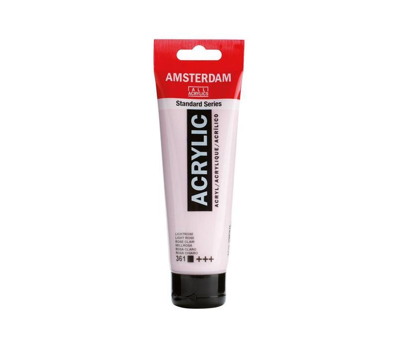 Amsterdam acrylverf 120ml standard 361 Lichtrose