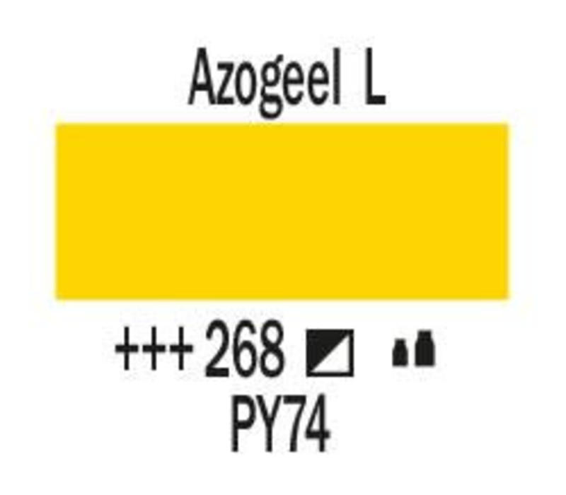 Amsterdam acrylverf 120ml standard 268 Azogeel licht