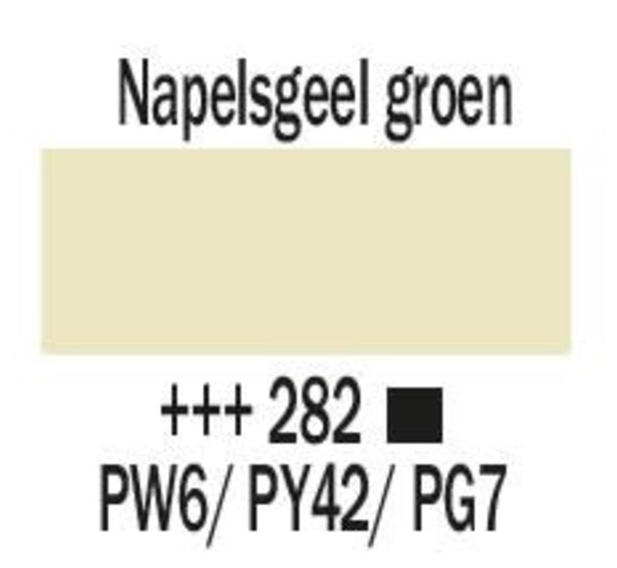Amsterdam acrylverf 120ml standard 282 Napelsgeel groen