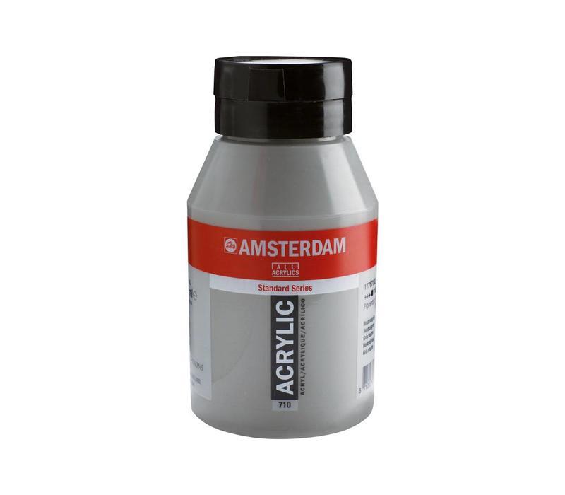 Amsterdam acrylverf 1 liter standard 710 Neutraalgrijs